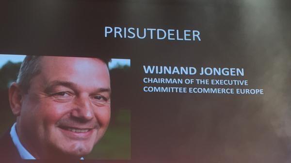 Wijnand-Jongen-Norwegian-e-commerce-awards