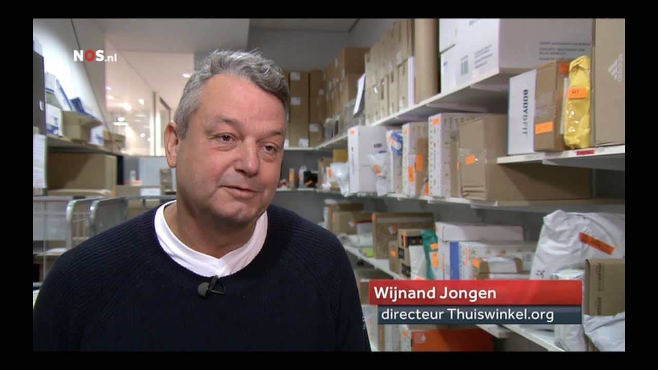 NOS fragment – Sinterklaas sales record (2017)