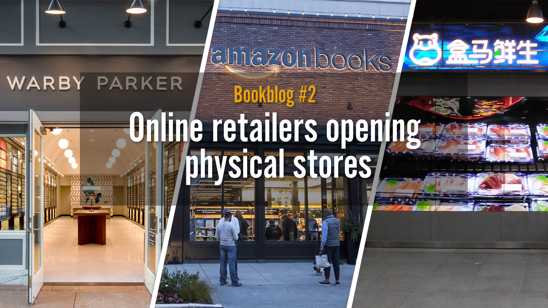 Should online retailers open their own physical stores?