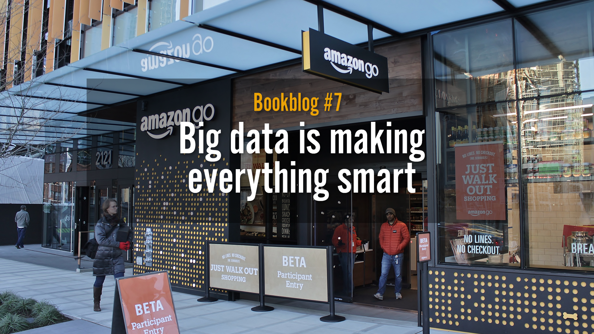 Big data is making everything smart