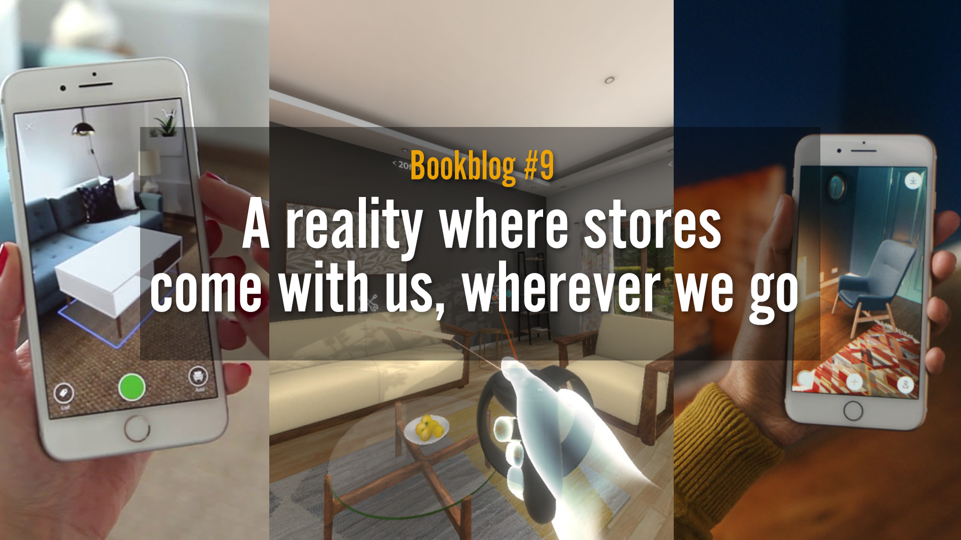 A reality where stores come with us, wherever we go