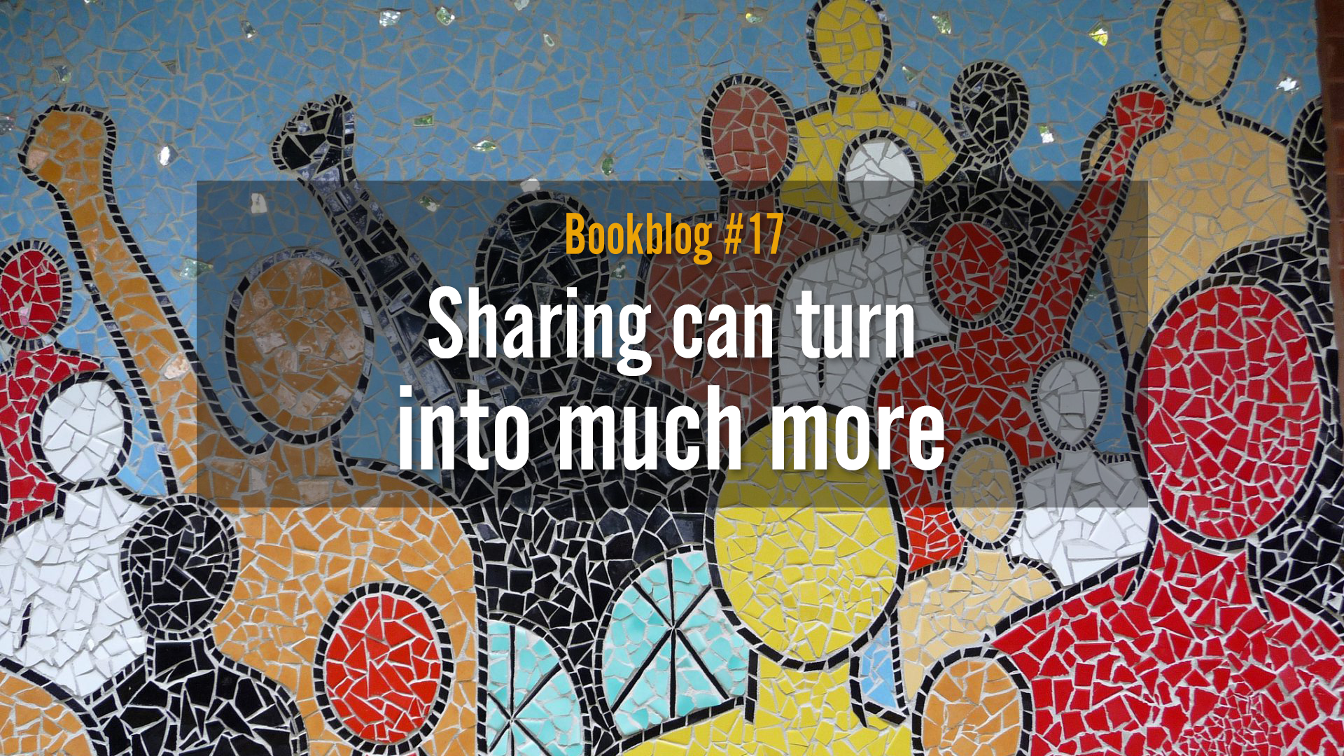 Sharing can turn into much more