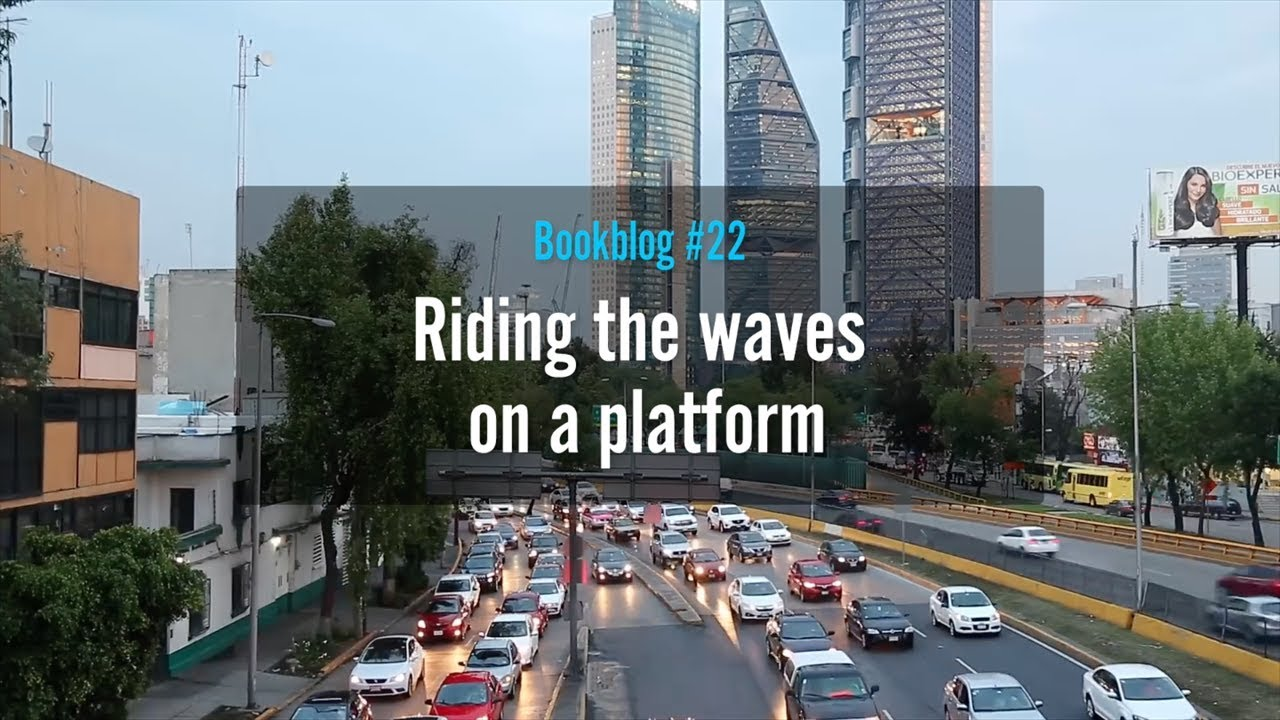 Riding the waves on a platform