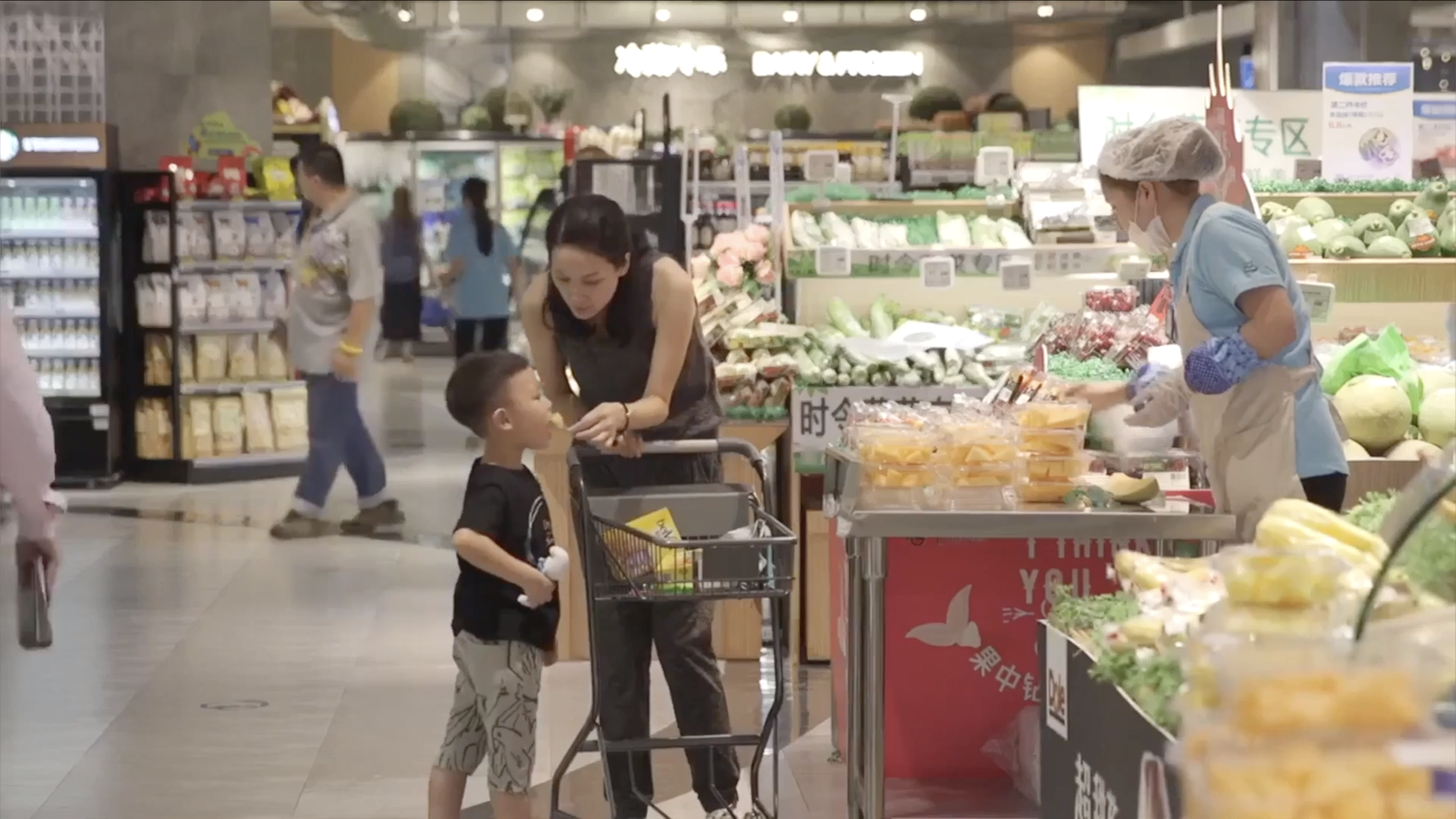 Hema: Reinventing grocery retail