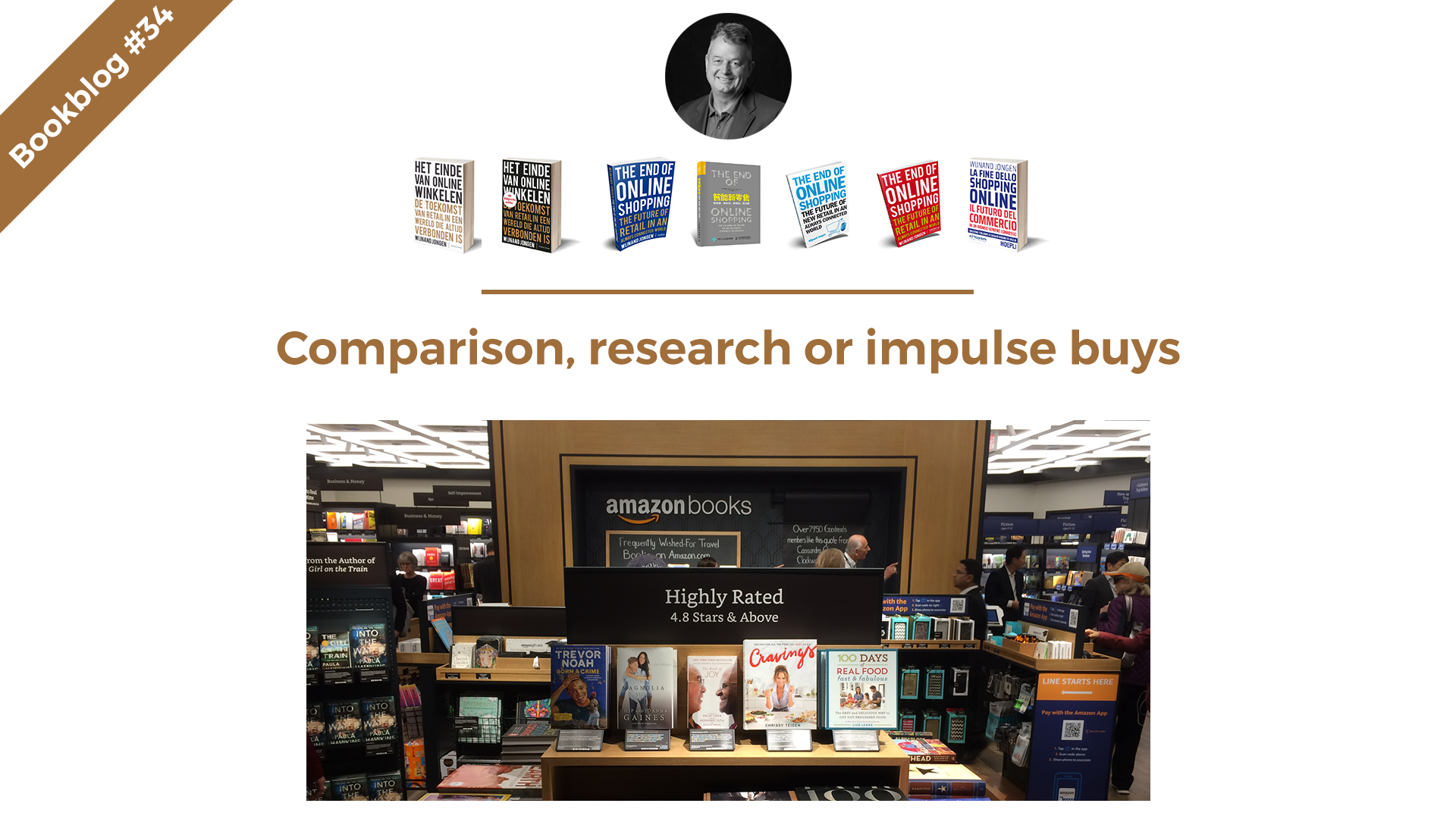 Comparison, research or impulse buys