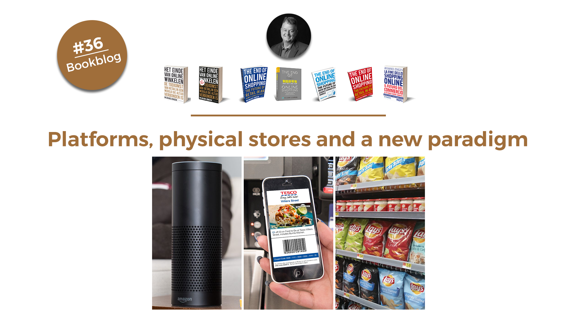 Platforms, physical stores and a new paradigm