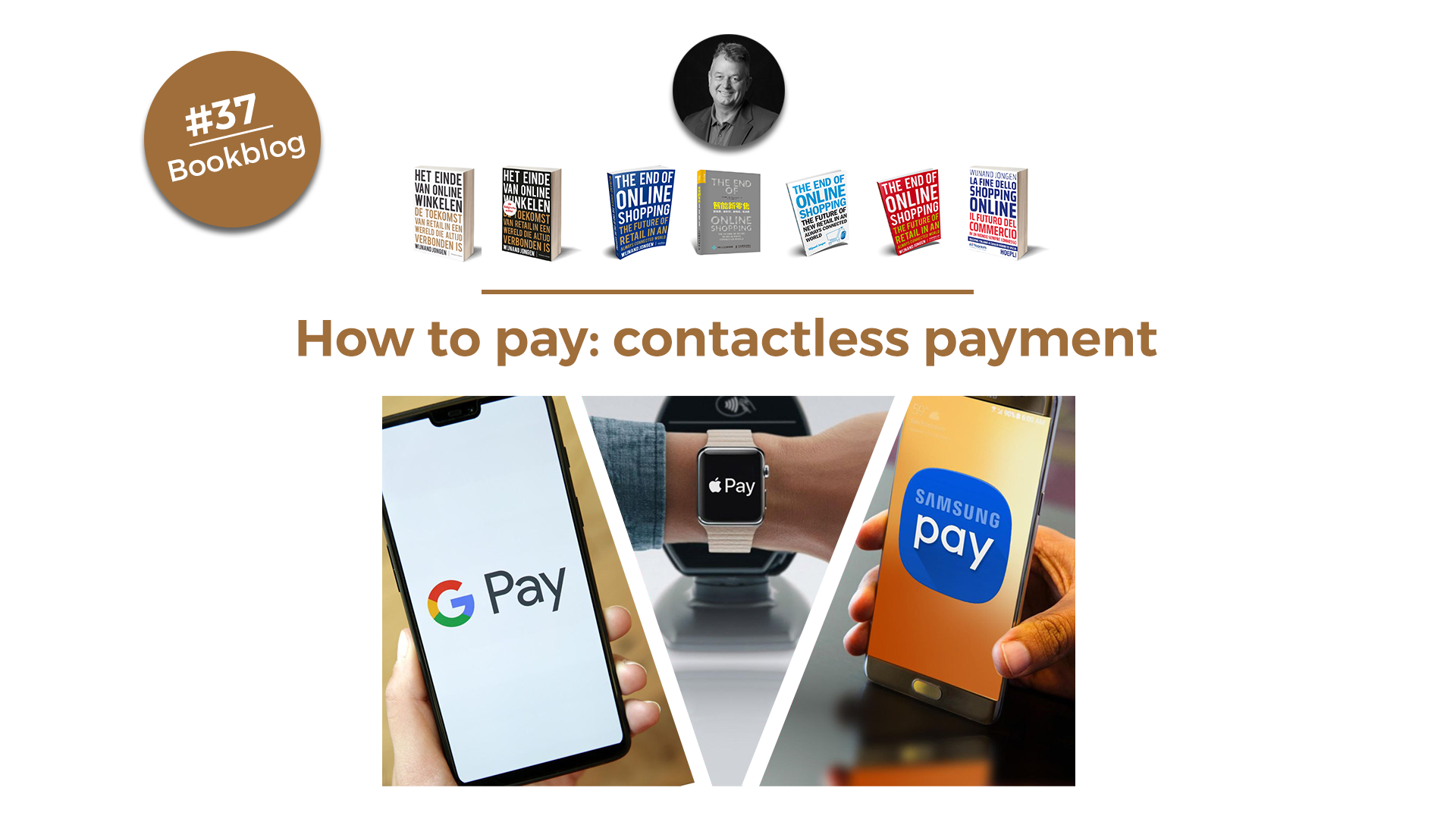 How to pay: contactless payment
