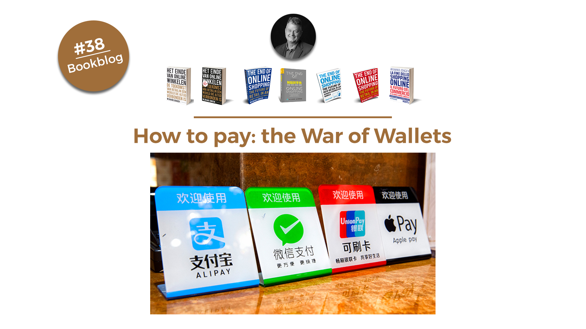 How to pay: the War of Wallets