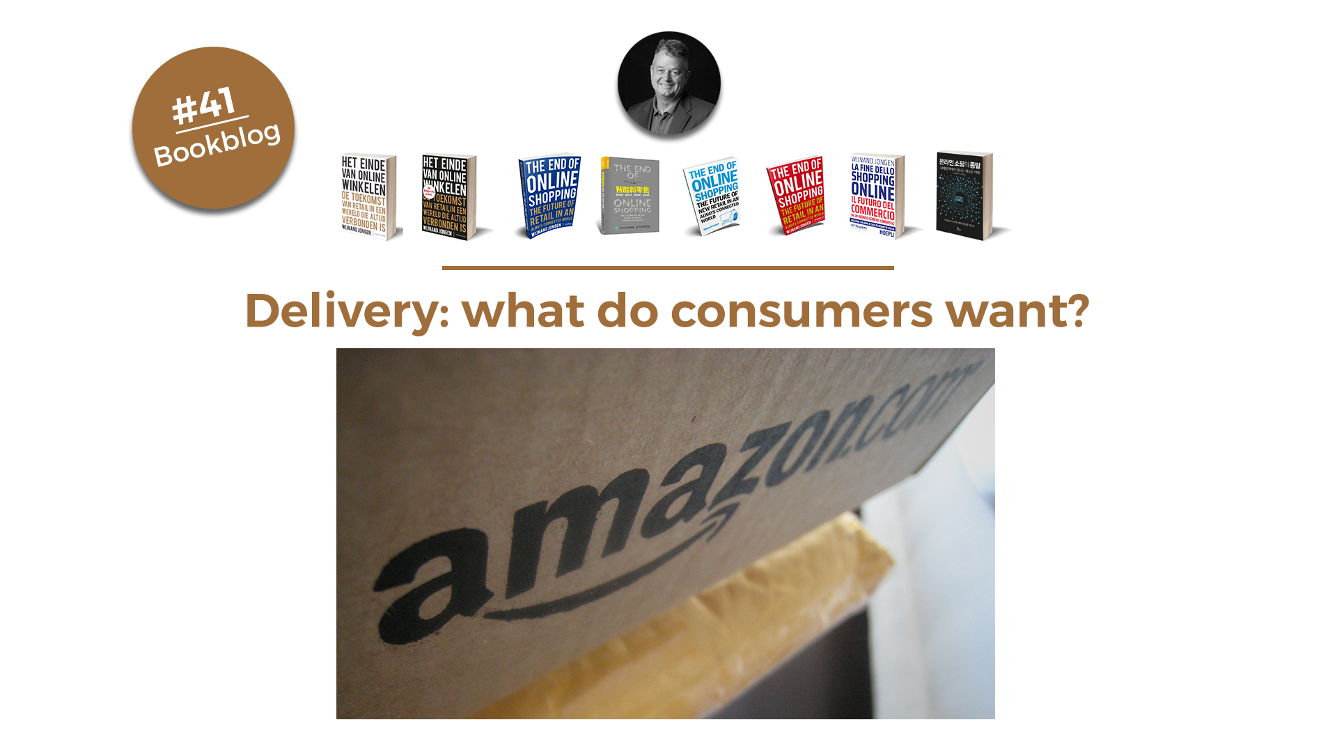 Delivery: what do consumers want?