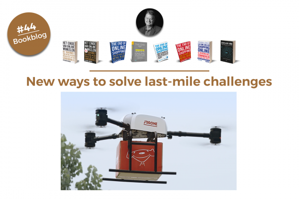 Image last-mile delivery drone