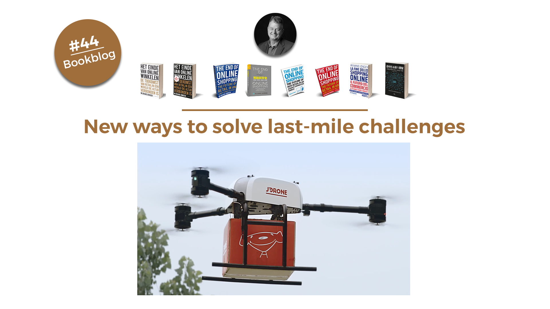 New ways to solve last-mile challenges