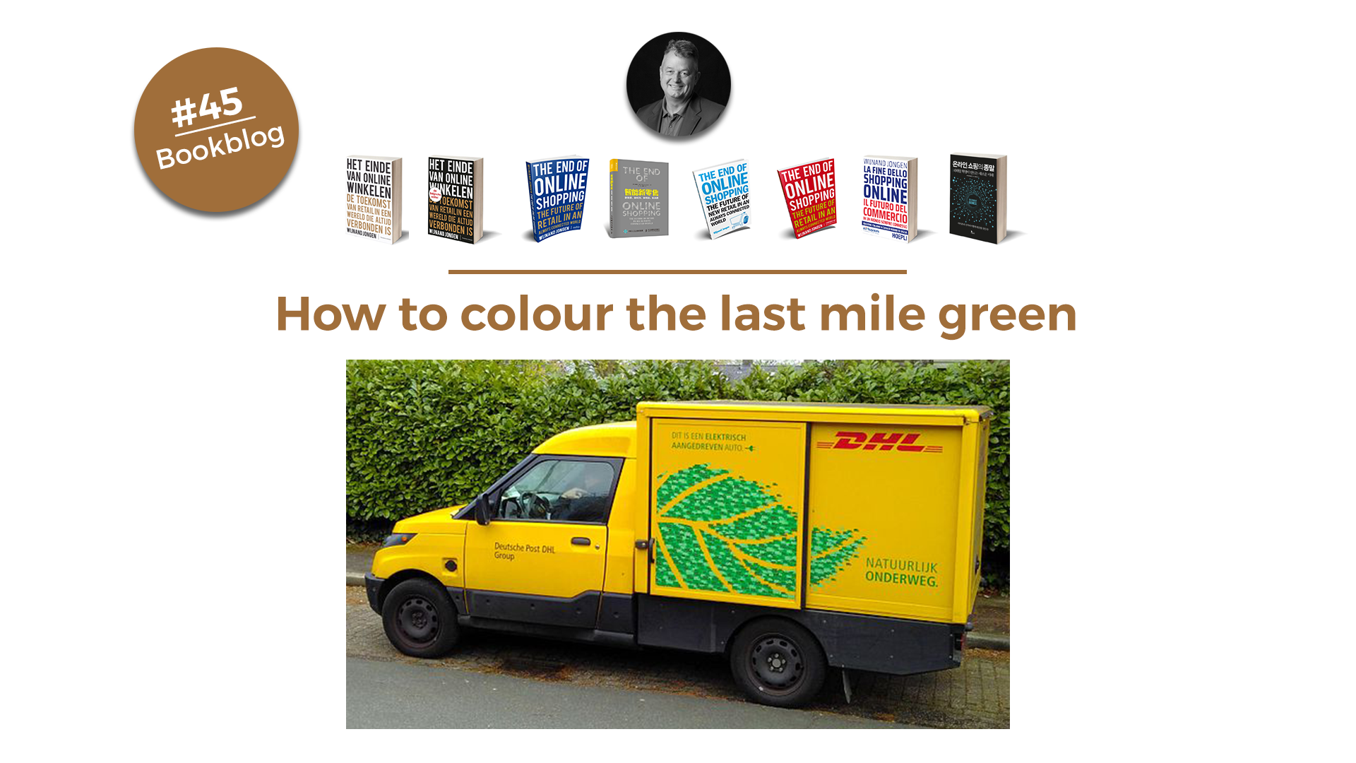 How to colour the last mile green