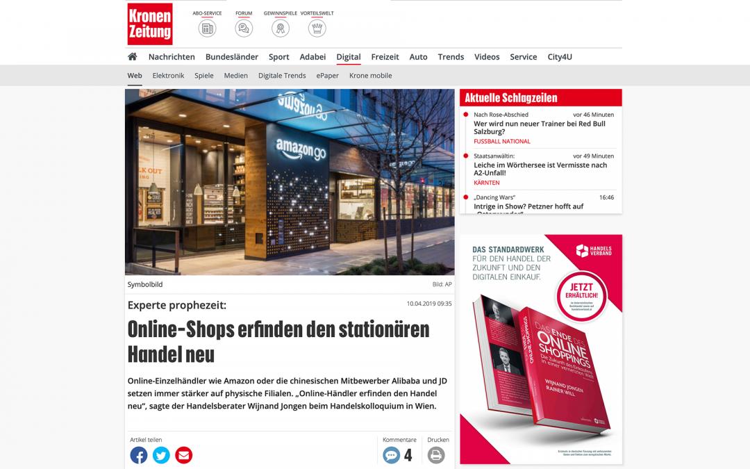 Online-Shops erfinden den stationären Handel neu – Kronen Zeitung