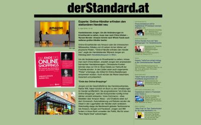 Online-Händler erfinden den stationären Handel neu – Austrian News Paper Article