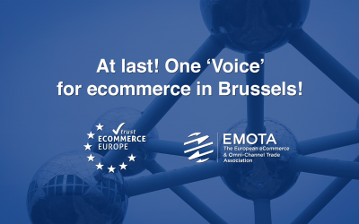 At last! 'One voice' for ecommerce in Brussels!