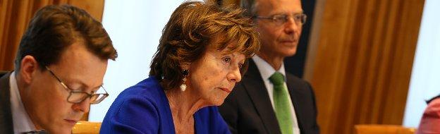 Kroes: digitalisering economie levert 1 miljoen nieuwe banen op in EU