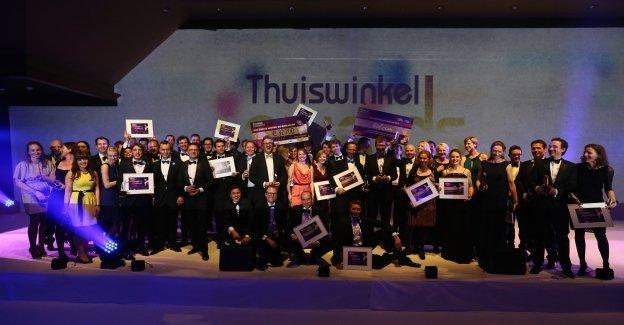 Van Obama naar Thuiswinkel Awards: een 'truly gezellig' feest!