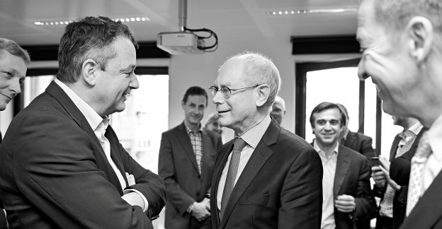 European Business Review over Van Rompuy's bezoek aan Ecommerce Europe