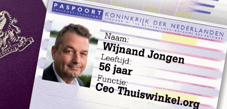 Wijnand Jongen interview Twinkle: 'Een grote spannende bedoening'