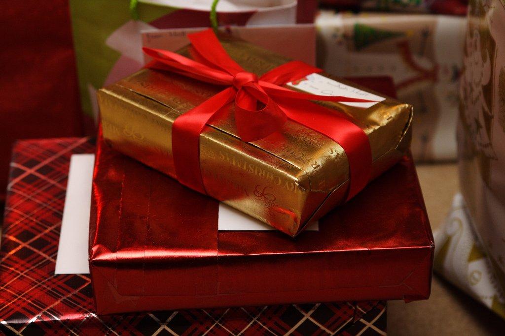 Metro: Kerstcadeaus worden zelden teruggestuurd
