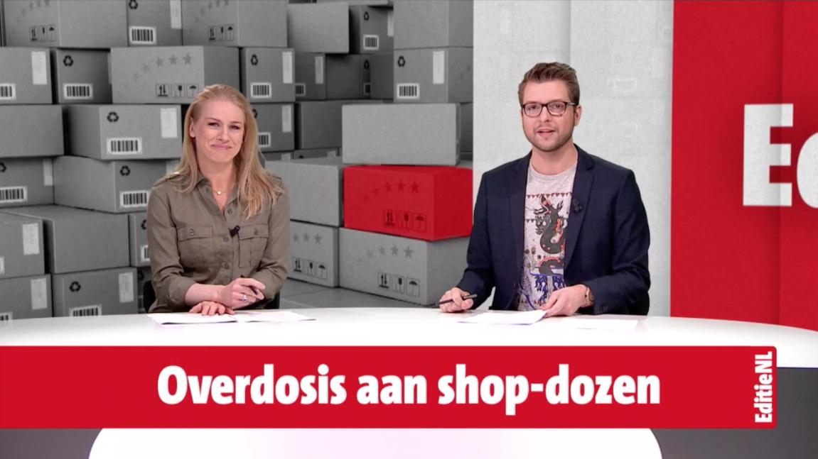 Editie NL: Overdosis aan shop-dozen