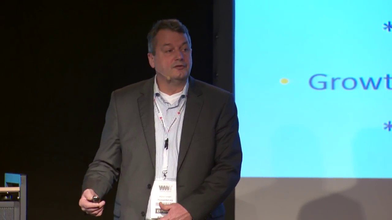 "Webwinkel Vakdagen 2015 keynote: ""What's going on in E-commerce?"""
