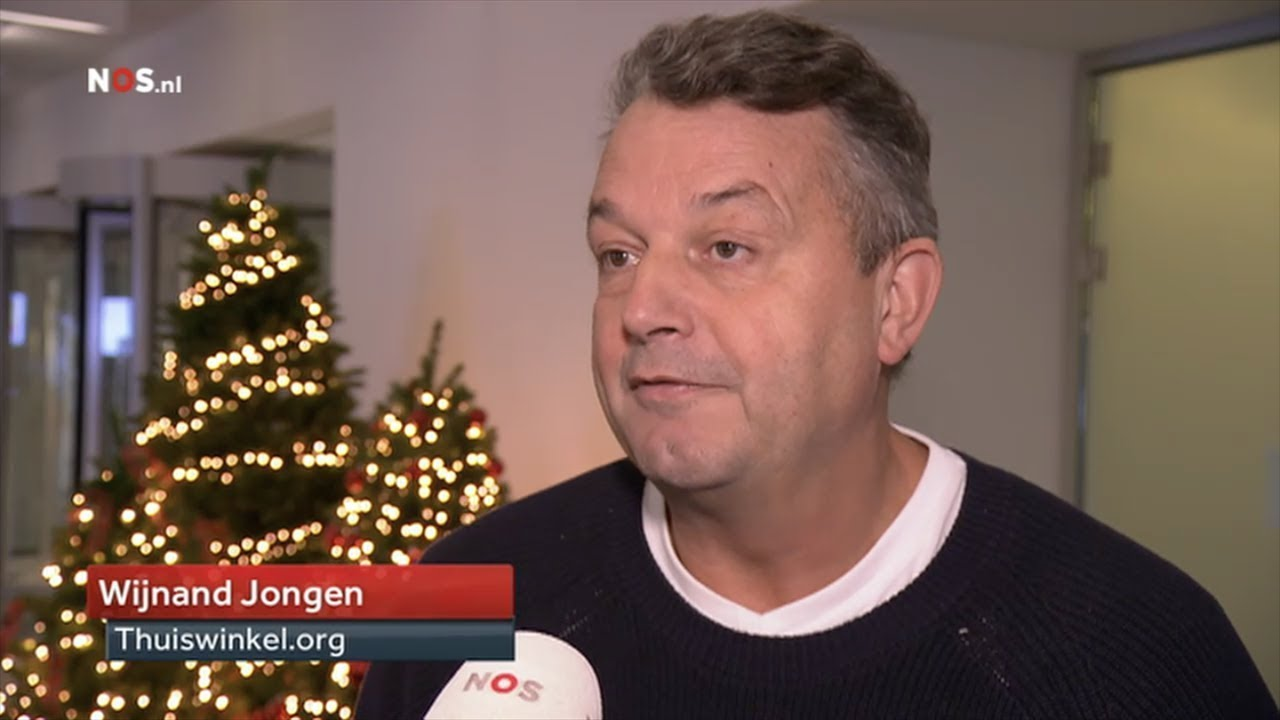NOS fragment – Kerstmis zorgt voor 34% omzetgroei