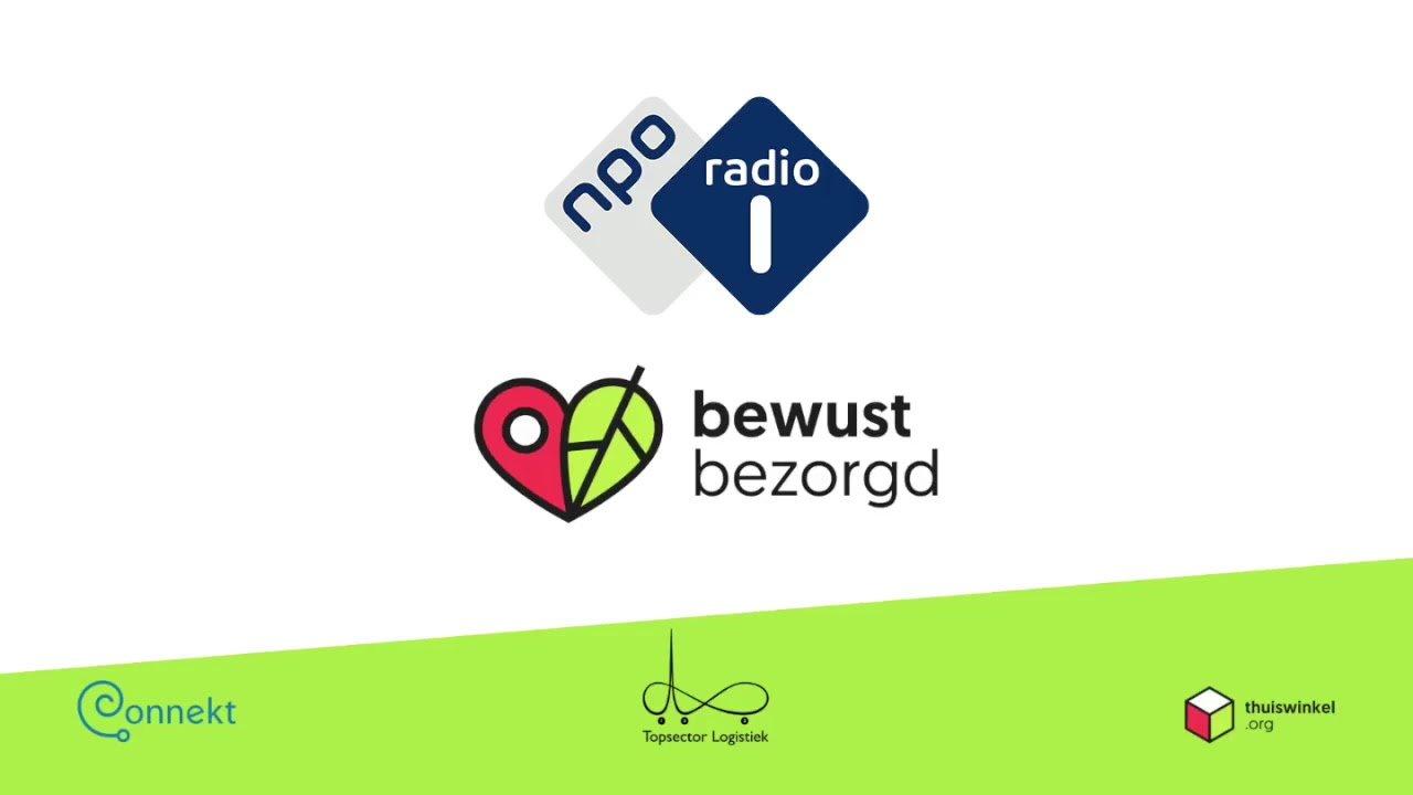 Bewust Bezorgd – NPO radio 1 Fragment