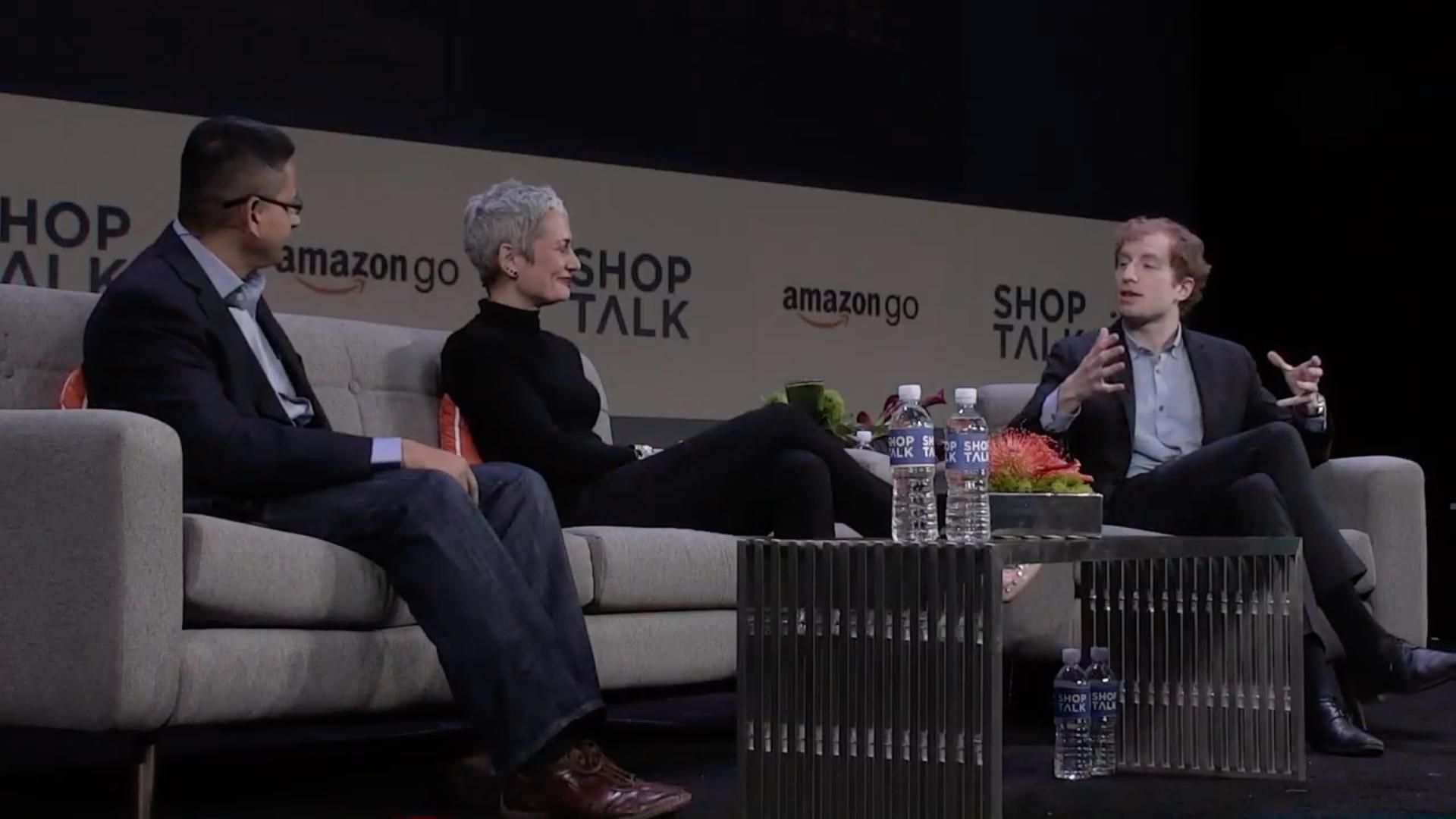 Amazon Go: de ultieme uitdagingen van 'eat, grab en go'