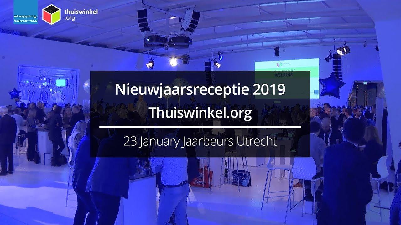 Nieuwjaarsreceptie 2019 van Thuiswinkel.org