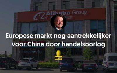 Handelsoorlog maakt Europa aantrekkelijker voor China – BNR Nieuwsradio
