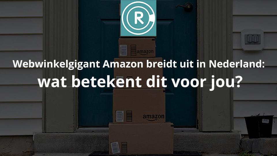 Amazon Nederland Radar Avotros