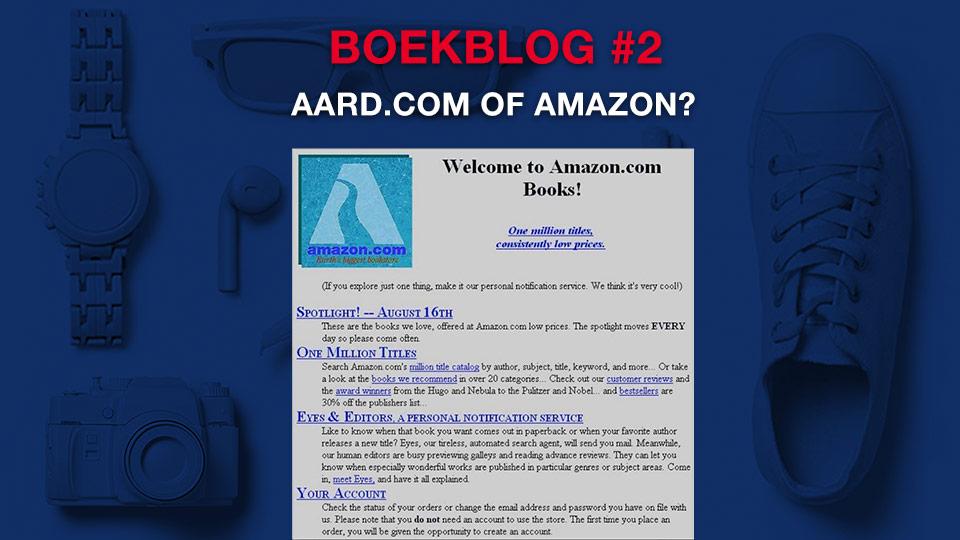 Aard.com of Amazon? – Boekblog #2