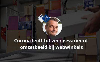 Corona leidt tot zeer gevarieerd omzetbeeld bij webwinkels – Bij lockdown kan sector vitale rol vervullen