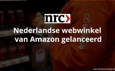 Nederlandse webwinkel van Amazon gelanceerd – NRC