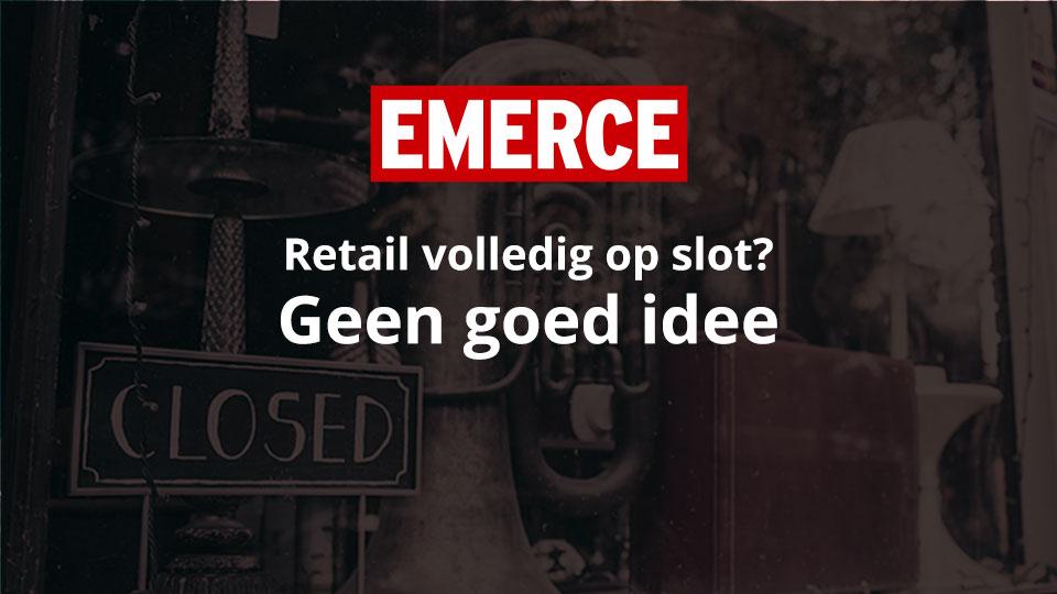 emerce retail op slot
