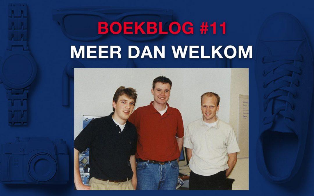 Meer dan welkom – Boekblog #11