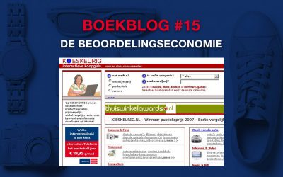 De beoordelingseconomie – Boekblog #15