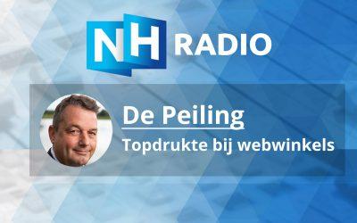 Topdrukte bij webwinkels – NH Radiofragment