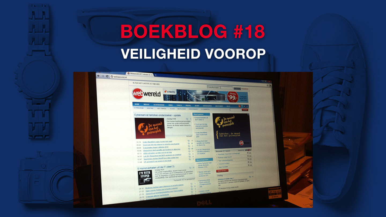 Boekblog design 18 Lektober Webwereld.nl