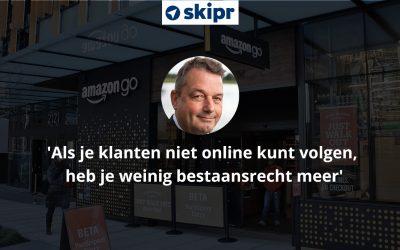'Als je klanten niet online kunt volgen, heb je weinig bestaansrecht meer' – Skipr Zomer 2020