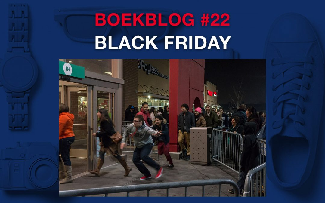 Black Friday – Boekblog #22