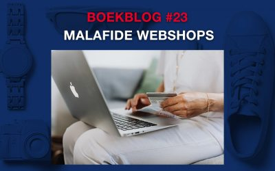 Malafide webshops – Boekblog #23