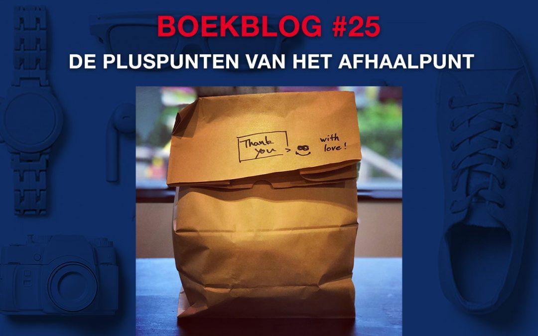 De pluspunten van het afhaalpunt – Boekblog #25