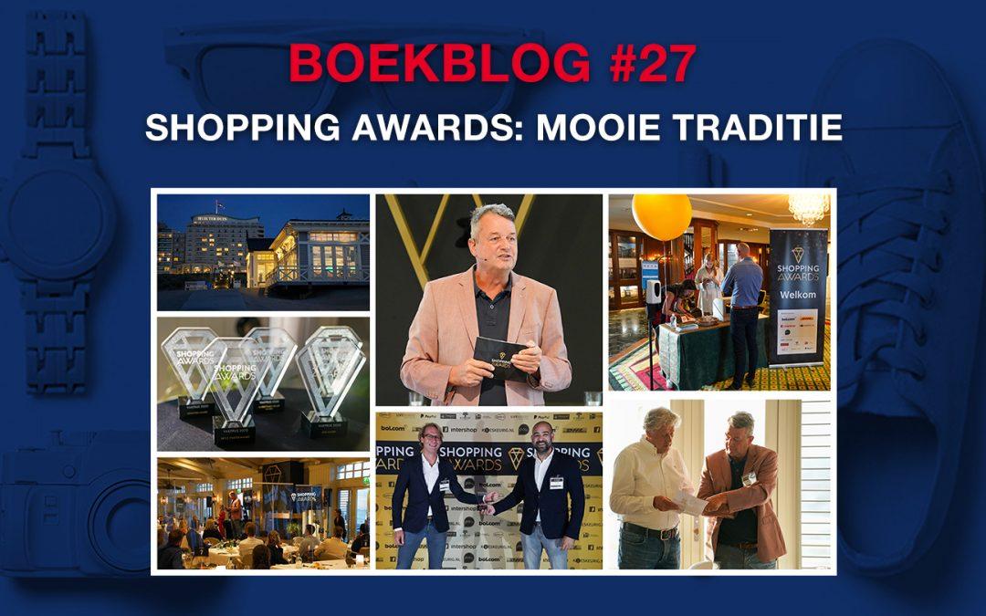 Shopping Awards: mooie traditie – Boekblog #27