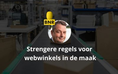 Strengere regels voor webwinkels – BNR Nieuwsradio