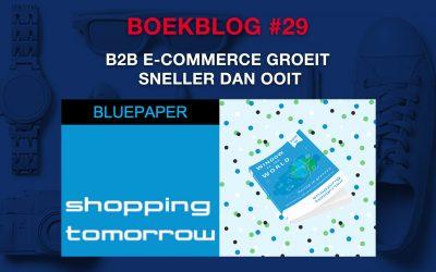 B2B e-commerce groeit sneller dan ooit – Boekblog #29