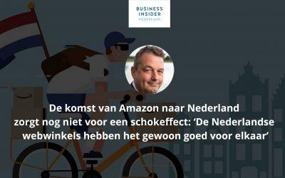 De komst van Amazon naar Nederland zorgt nog niet voor schokeffect – Business Insider