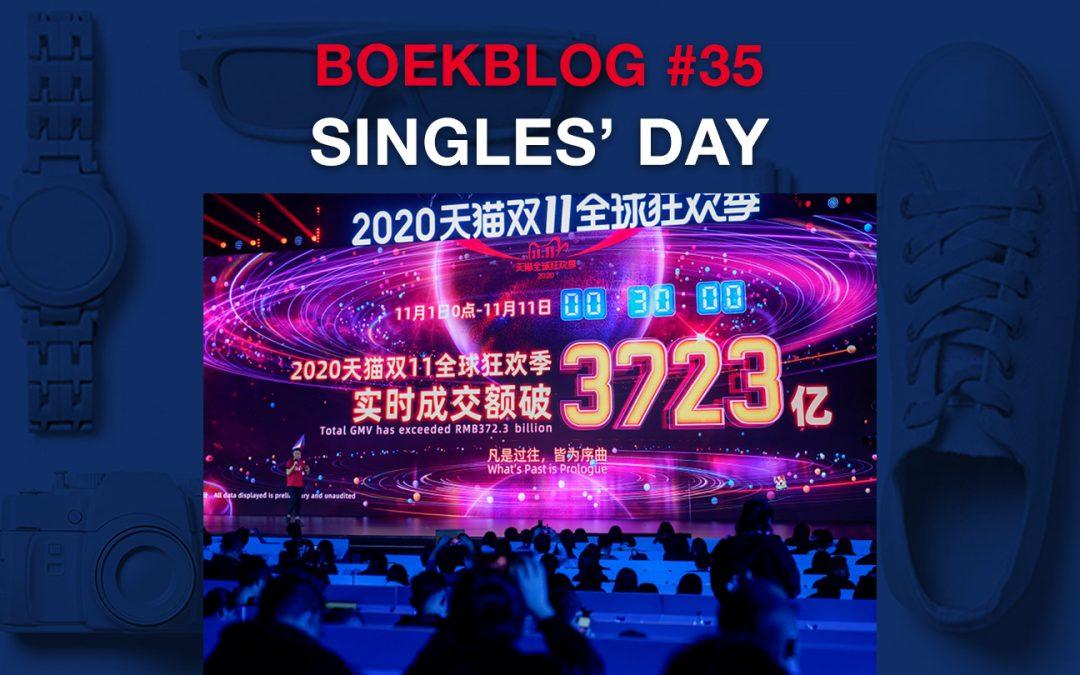 Singles' Day – Boekblog #35