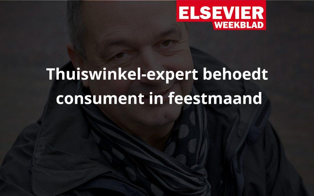 Thuiswinkel-expert behoedt consument in feestmaand – Elsevier Weekblad
